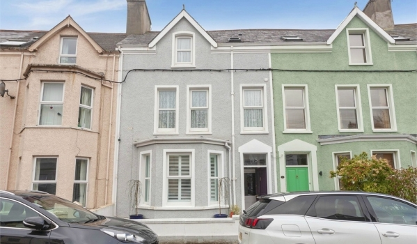 Four-bedroom town house in Coleraine for £200,000