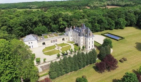 32-bedroom castle for sale in Cerny