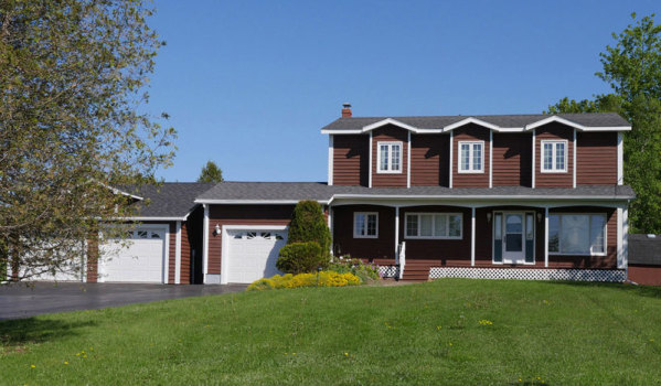 Four-bedroom detached house in Granville Ferry, Canada, for sale