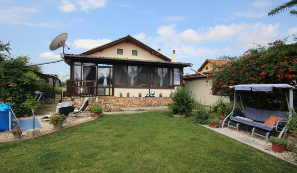 Three-bedroom detached house Balchik, Bulgaria, for salefor sale