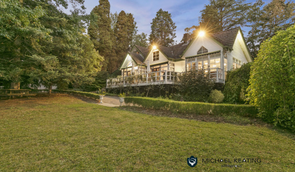 Five-bedroom country house in Healesville, Australia, for sale