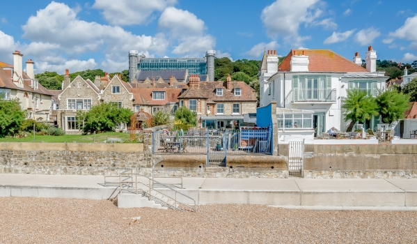 Five-bedroom beachfront detached house in Folkestone