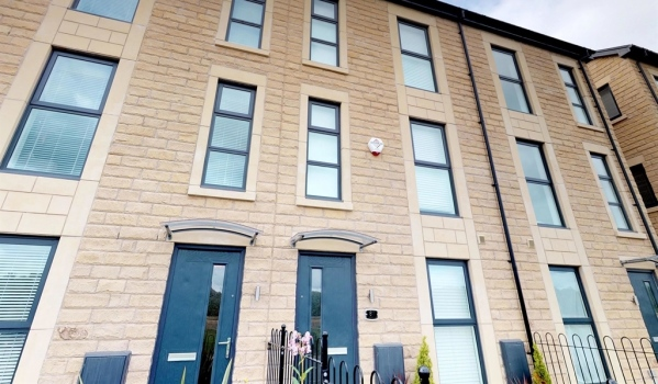 Three-bedroom semi-detached house in Lancaster for £199,995