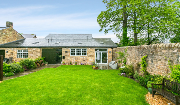 Four-bedroom barn conversion in Lancaster for £460,000