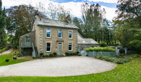 Six-bedroom link-detached house in Lancaster for £750,000