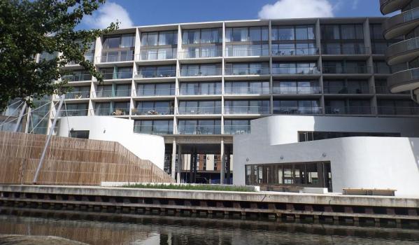 One-bedroom flat in Nottingham for £125,000