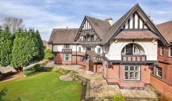 Four-bedroom detached house in Nottingham for £735,000