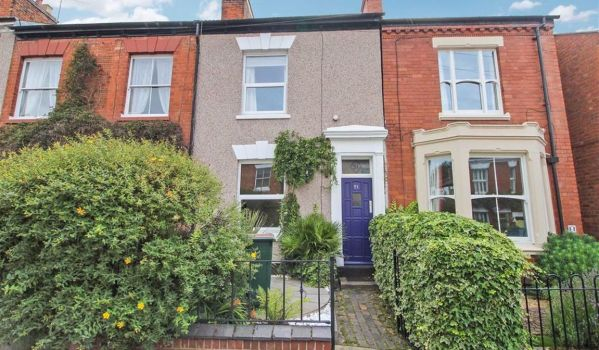 Terraced house in Coventry