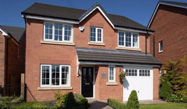 New build homes in Blackburn