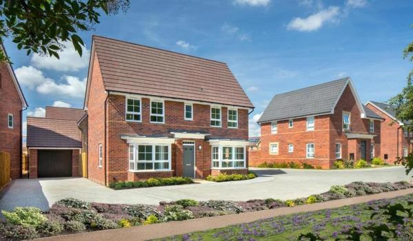 New build house for sale in Leicester