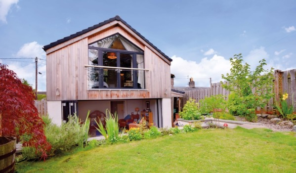 Extended five-bedroom property in Scone, Perthshire