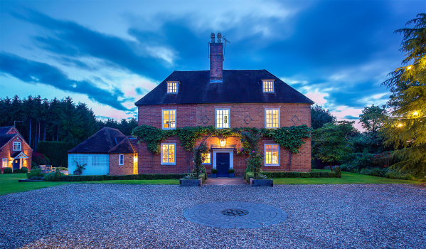 Five-bedroom detached house in Berkswell