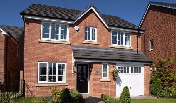 New build home for sale in Blackburn
