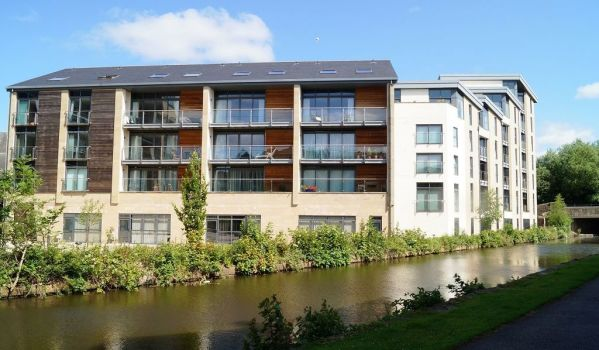 Two-bedroom flat in Lancaster