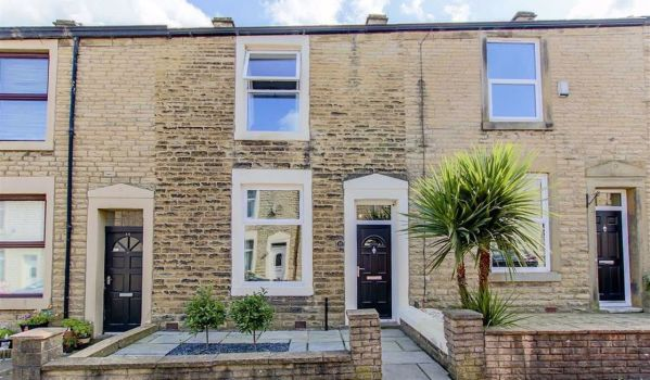 A well maintained period terraced house