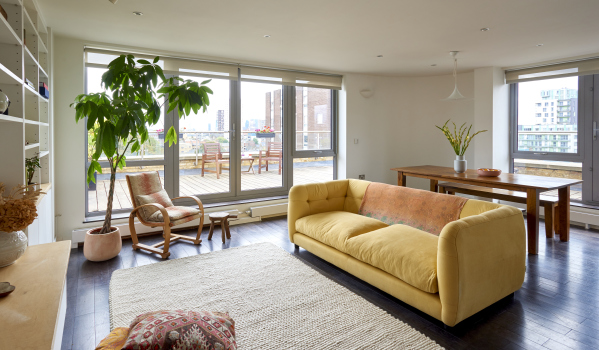 Lounge after property home staging