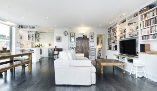 Lounge before property home staging
