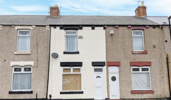 Two bed house in Hartlepool