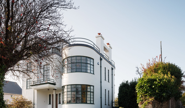 5 Art Deco Inspired Homes Zoopla