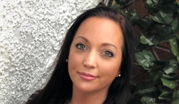 Hayley Newbury who applied successfully for a mortgage break