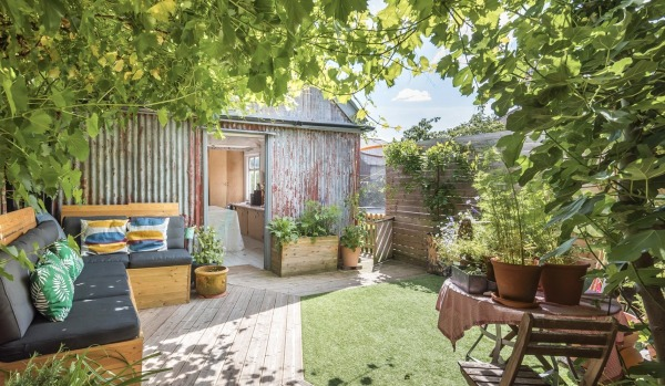 Home with studio in Stroud, Gloucestershire