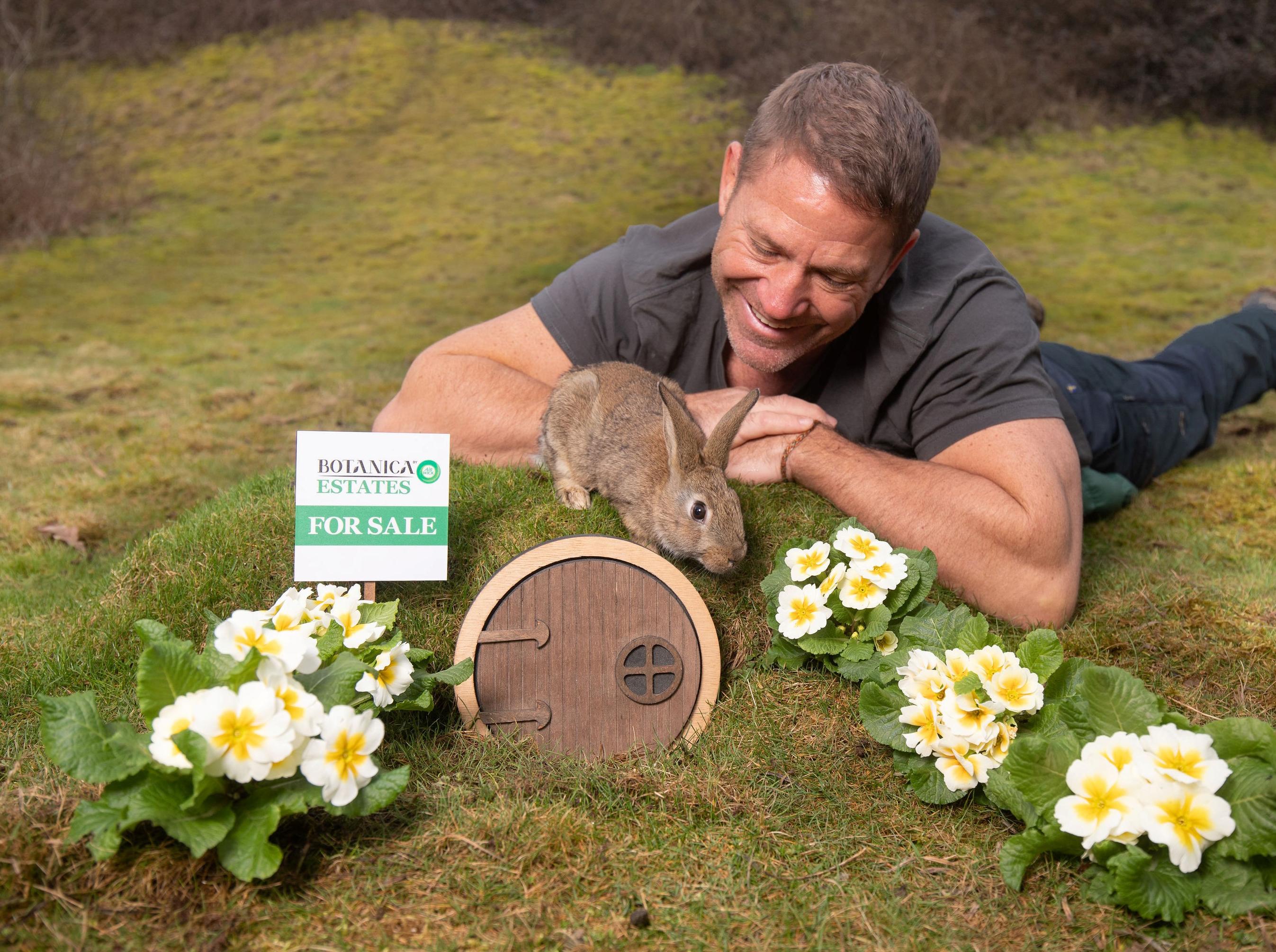 Botanica estates rabbit nature
