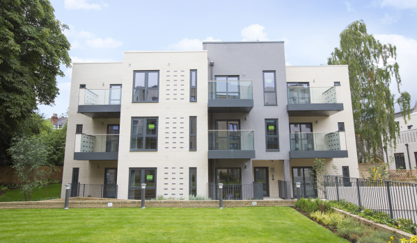 Shared ownership flats in London