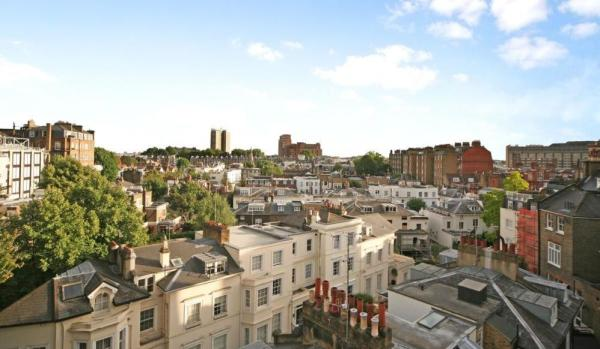 London offers an attractive proposition for property investors