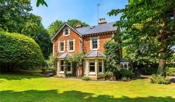 Detached Victorian house in Kenley