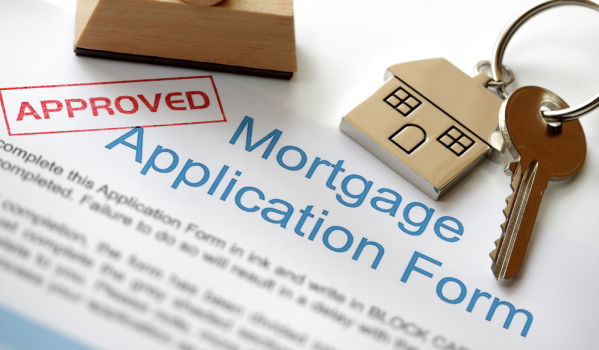 The mortgage application process will run more smoothly if you have your finances in order
