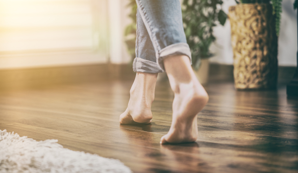Underfloor heating could be a big plus when it comes to those first steps out of bed in the morning