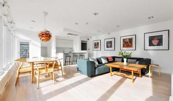 Smart London flat