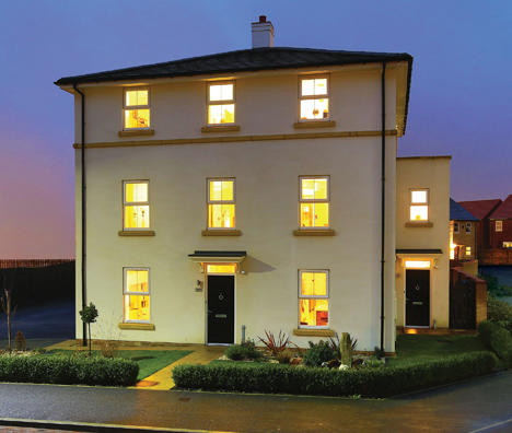 Madrid | 4 Bedroom Homes in Ackworth | Elegance | Strata ...