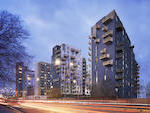 English Cities Fund - Lumire at Canning Town image