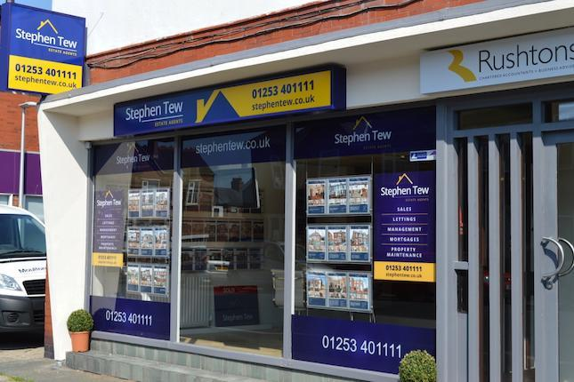 Stephen Tew Estate Agents Fy4 Estate And Letting Agents