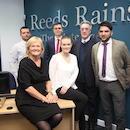 The Full Team Reeds Rains