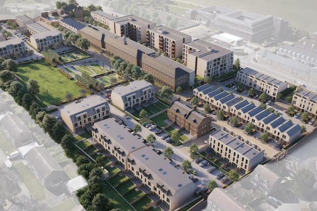 Kitchener Barracks development image 1 of 1