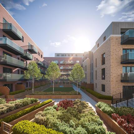 Peckham Place development image 2 of 4