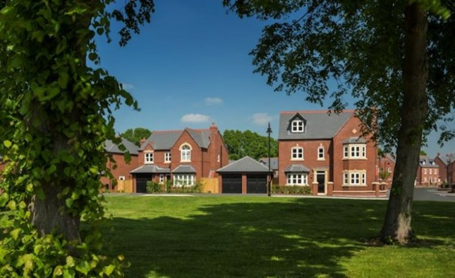 Property developers in upton zoopla for Upton builders