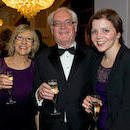 Bob, Sue and Claire Urwin