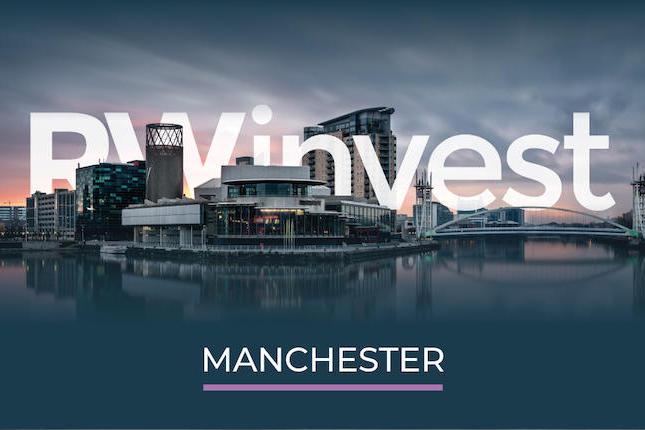 RW Invest Manchester development image 1 of 1