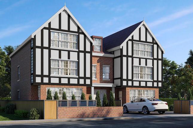 Anselm House development image 1 of 12